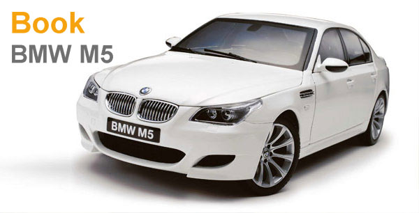 Book BMW Series5